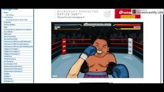 Boxing Live  This Guy Is Hard!!   Unblocked Games 66