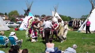 Native American Snake Dance