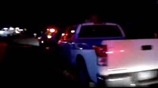 Bomberos lesionados tras sofocar incendio