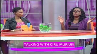 Ciru Muriuki Talks Larry Madowo's Generosity