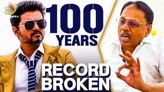 SARKAR Breaks 100 Years Record : Tirupur Subramaniam Interview | Pre-Business, Vijay 62 | Box Office