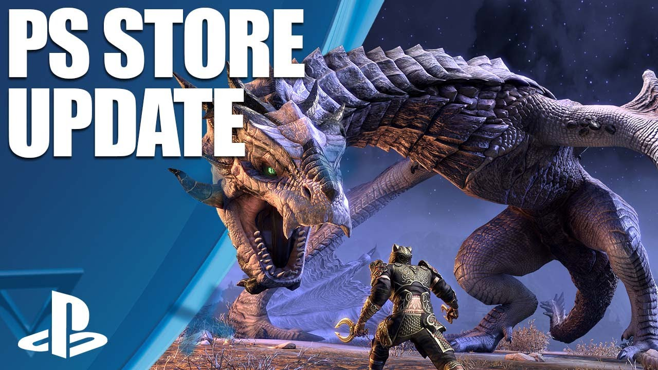 PlayStation Store Highlights - 5th June 2019