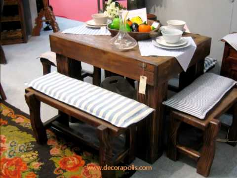 Muebles para hoteles y restaurantes feria del mueble for Muebles para restaurantes modernos