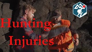 3 Most Common Hunting Injuries and How To Treat Them