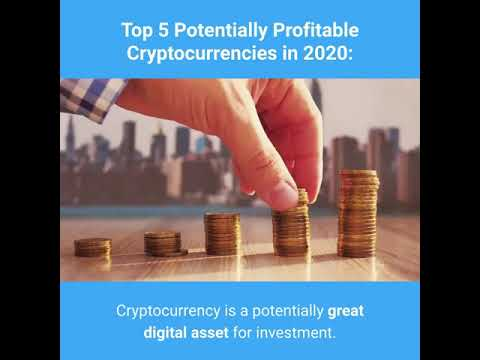 Profitable cryptocurrency to buy in 2020