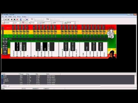 el coleto loop trax piano
