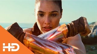 Тренировка Чудо Женщины  ★ Чудо женщина (2017)