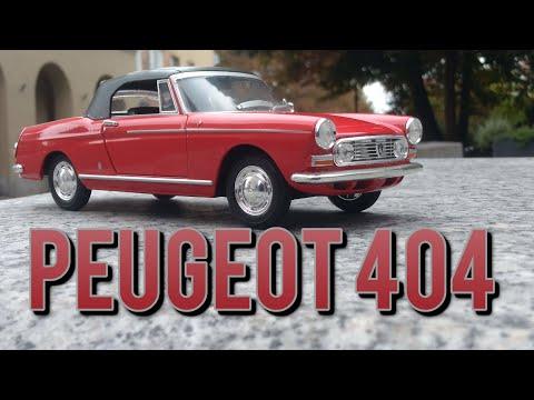 Wzór Klasy średniej Peugeot 404
