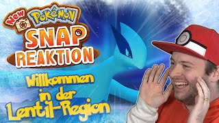 NEW POKÉMON SNAP - Willkommen in der Lentil-Region Trailer 🎇 Domtendos Reaktion