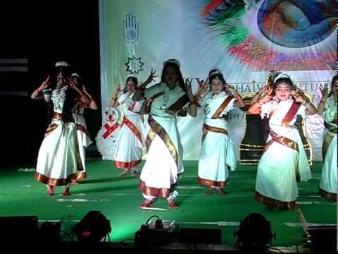 Satyam Shivam Sundaram dance by Jain Public School, Secbad