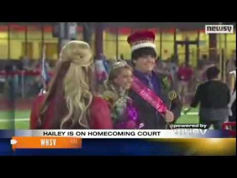 Eminem's Daughter, Hailie Scott, Crowned Homecoming Queen ...