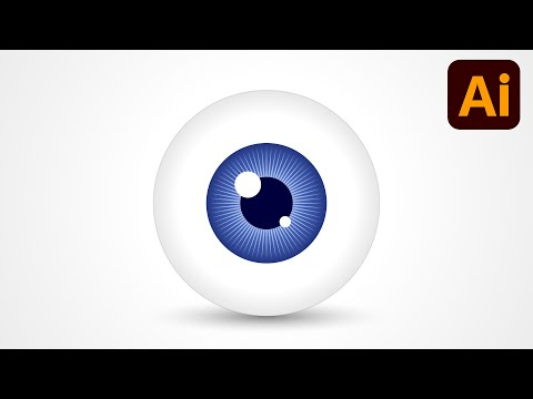 EYE | Best logo design | 3D logo design | Adobe illustrator tutorials | 023 thumbnail