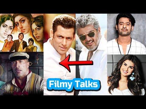 Filmy Talks - Veeram Remake, The Burning Train Remake, Ek Villain 2, Prabhas 21, Thadam, Tenet