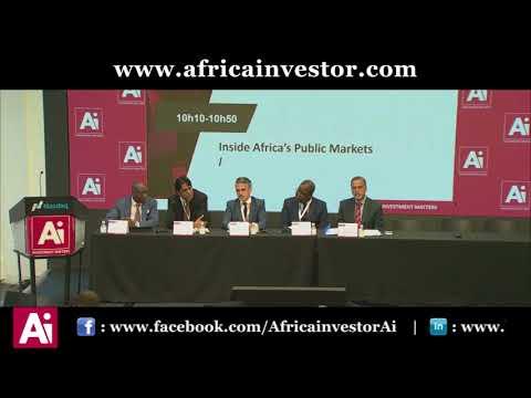Africa Public Markets Kondragunta