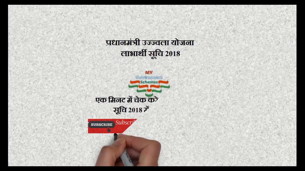 Ujjwala Yojana BPL Short out List – State Wise