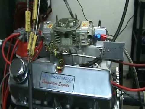 SB Ford 331 Stroker Crate Engine 400+ horsepower - YouTube