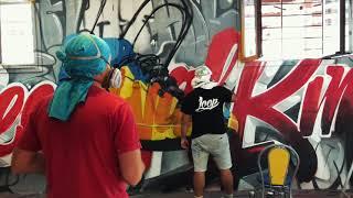 Gambar cover Sleepwalkingz   Graffiti   by Arsek & Erase   Flava House