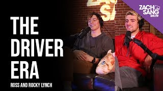Ross & Rocky Lynch talk The Driver Era, R5 & The Chilling Adventures of Sabrina