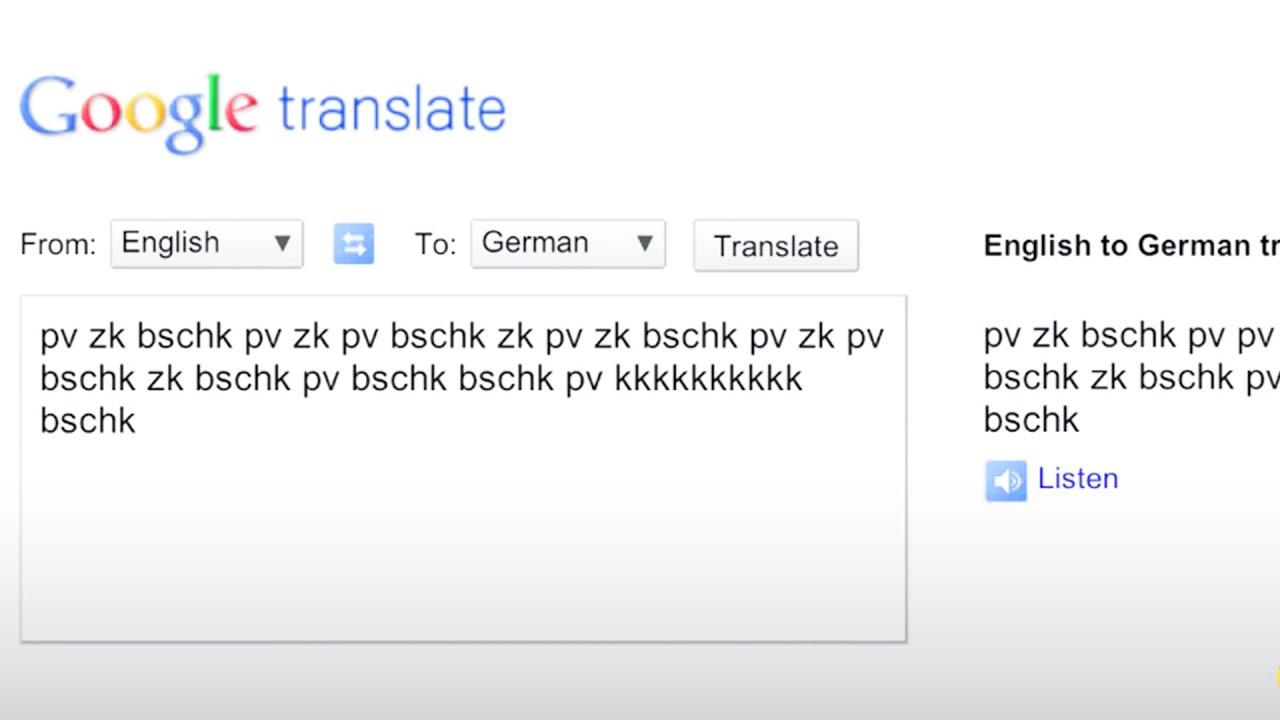 Google Translate Google Demo Slam Translate Beat Box Youtube