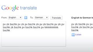 Google Demo Slam: Translate Beat Box