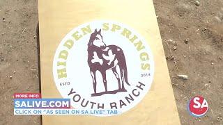 Hidden Springs Youth Ranch | SA LIVE | KSAT