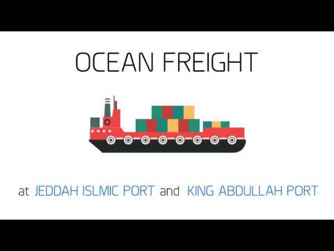 Freight Forwarder in Jeddah