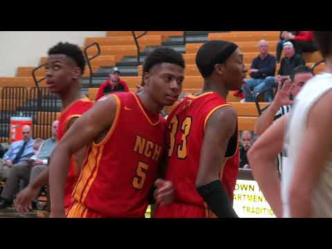 NCH VS BLANCHESTER 2/28/18 (Sectional Semifinal Game)