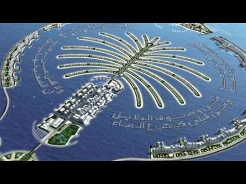 Quần Đảo Nhân Tạo Lớn Nhất, Palm-Dubai, Kỳ quan thứ 8 của thế giới