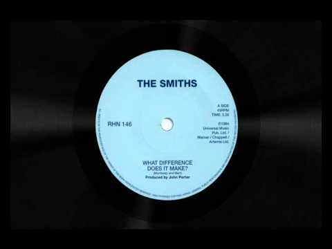 What Difference Does It Make? - The Smiths (1984)
