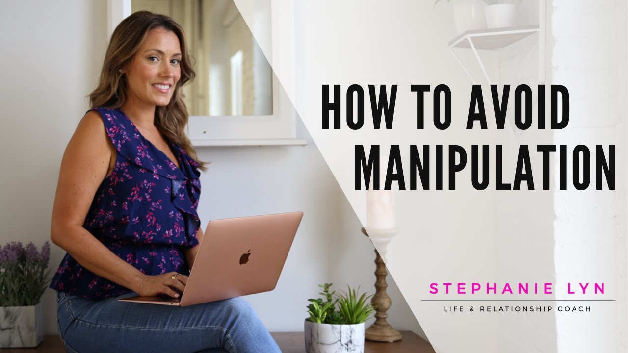 How to STOP from Being Manipulated | Emotional Manipulator Tactics | SL  Coaching