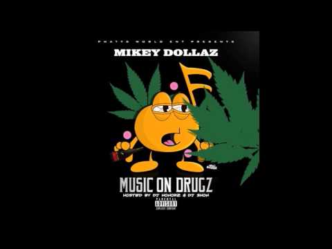Mikey Dollaz - Smoke All Day (Feat. Allegra) [Prod. By Chase N Dough]