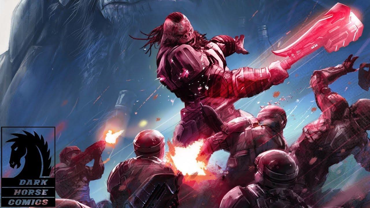 Halo: Rise of Atriox Comic Mini-series Teaser