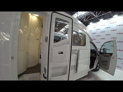 ФАНТАСТИЧЕСКИЙ АВТОДОМ МОНОКОК на Volkswagen T-6 - Wingamm Micros