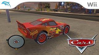 Cars | Dolphin Emulator 5.0-9213 [1080p HD] | Nintendo Wii