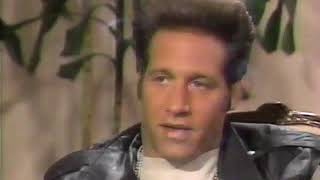 Andrew Dice Clay CNN Interview 1990