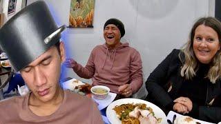 Makan di Restaurant Indonesia di Adelaide - Australia