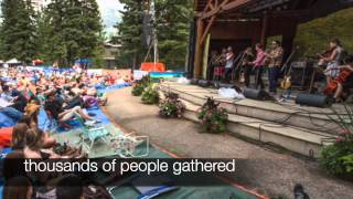 Canmore Folk Music Festival - Bike Friendly