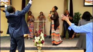 ZAOGA Forward In Faith Atlanta USA - Praise and Worship Oct 6 2013
