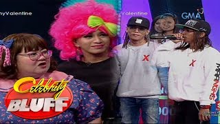 Celebrity Bluff: Skusta Clee at Flow G, ibinaon sina Boobsie at Boobay
