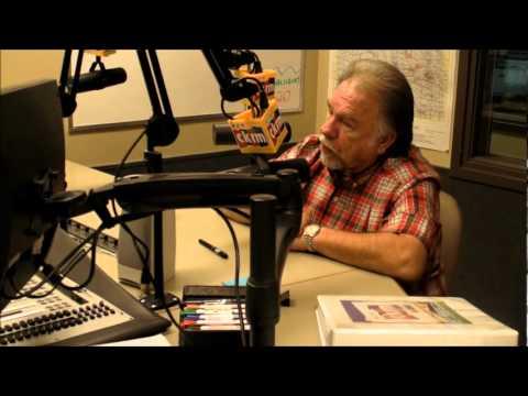 Gene Watson in-studio at 620 CKRM