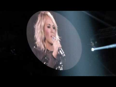 Carrie Underwood - Renegade (Live at the Premier Center in Sioux Falls, SD)