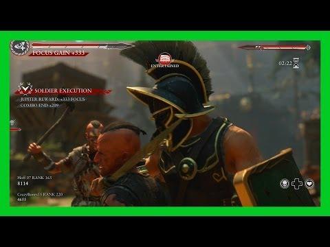 Ryse NEW Morituri DLC Gameplay 1080p
