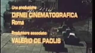 L' ASSASSINO E' AL TELEFONO (1972) Regia Alberto De Martino - Titoli di Testa