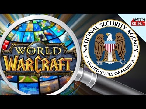 NSA Targets World of Warcraft for Terror Links