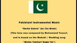 Pakistani Instrumental Music - Garba Dance (by The Mods)