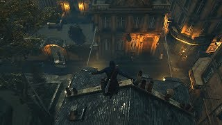 Assassin's Creed Unity - Midnight Stealth Kills - PC Gameplay