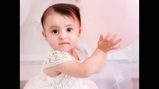 Baby Girl photoshoot - First year celebration