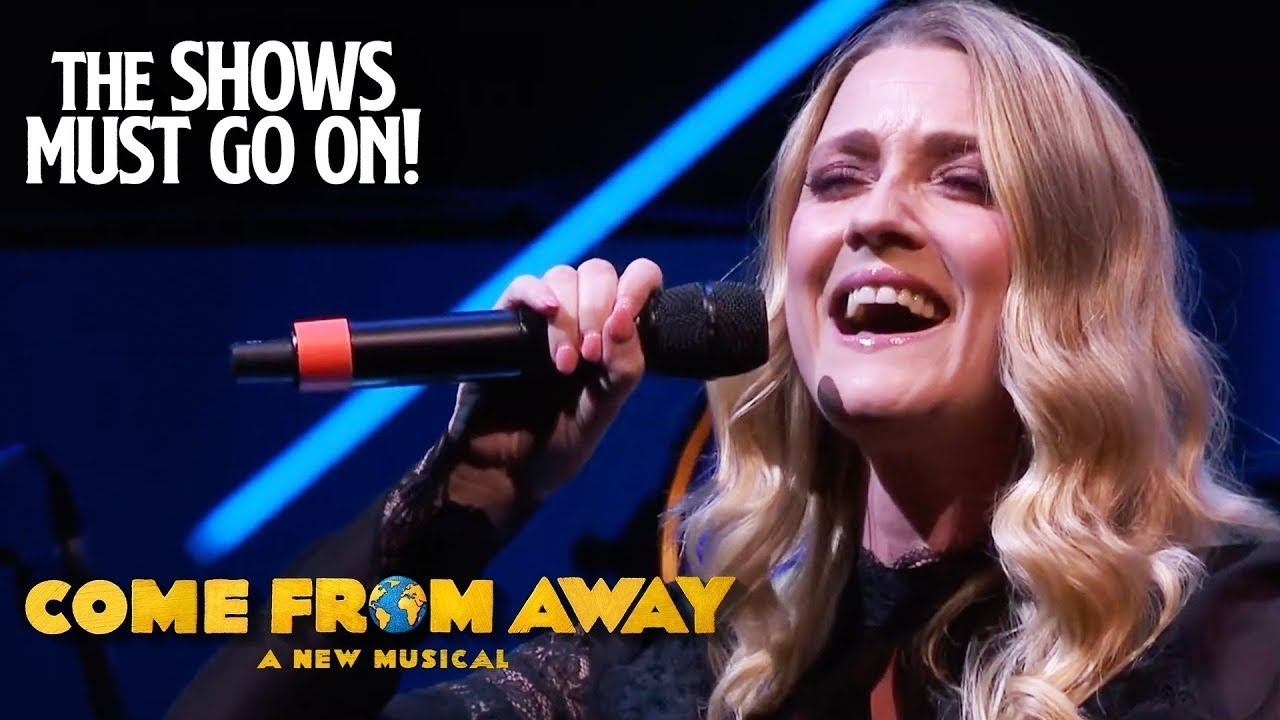 Download 'Me and the Sky' Alice Fearn   Come From Away   The Show Must Go On! Live