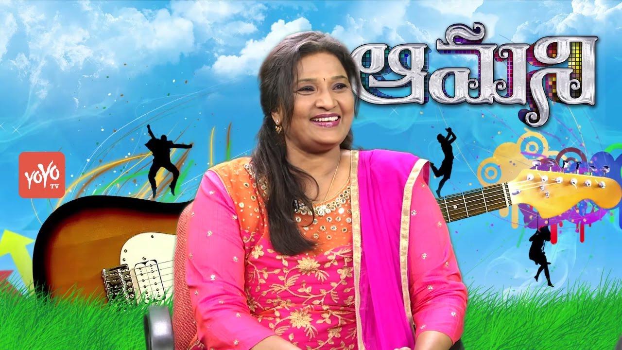 Aamani Webisode #13 with Telugu Playback Singer Vijayalakshmi   YOYO TV  Channel