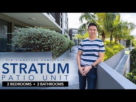 Stratum: $900,000 Wonderful 2 Bedder Patio Unit In Pasir Ris Singapore Condo